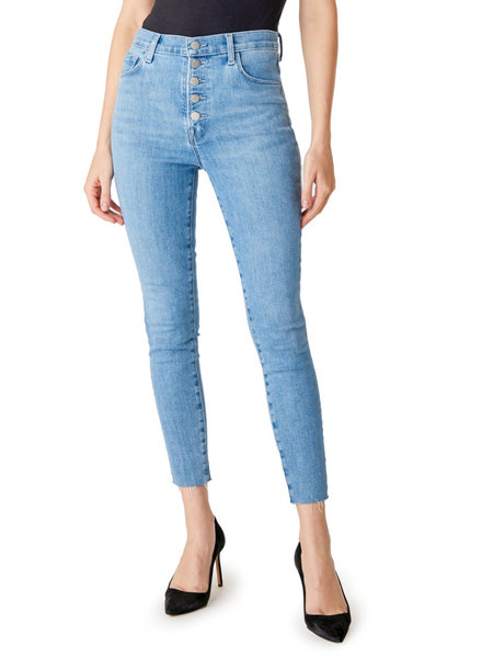 Jbrand Lillie High Rise Crop Skinny