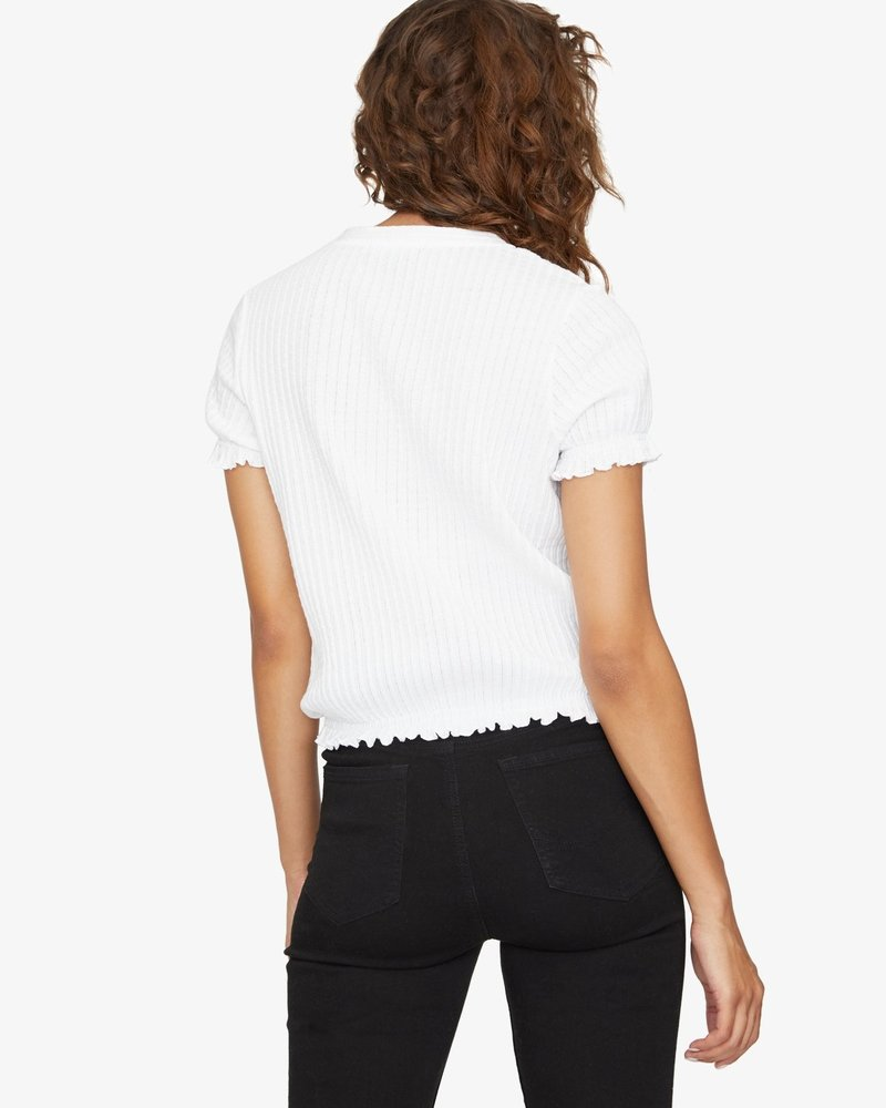 Sanctuary Cut to the Pointelle Tee