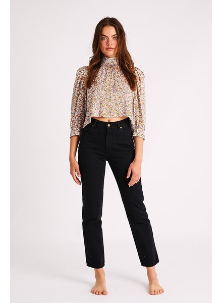 Rolla's Stephanie Coast Floral Blouse