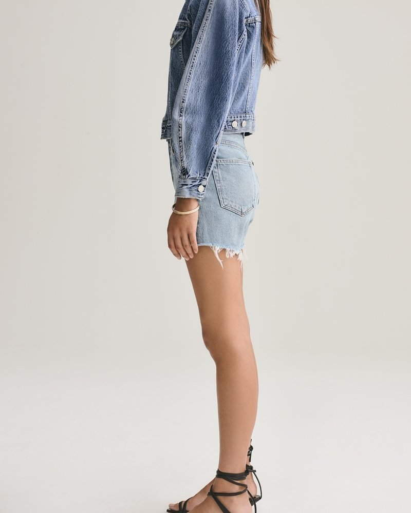 Agolde Reese Relaxed Cut off Short