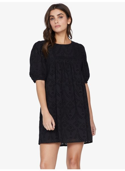 Sanctuary Love Story Heirloom Swing Dress Black