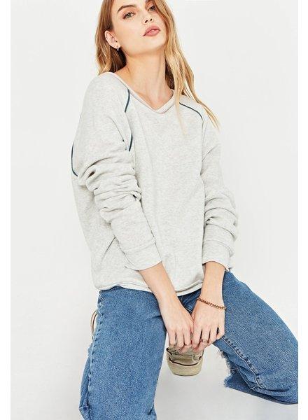 PROJECT SOCIAL T On A Roll Raglan Sweatshirt