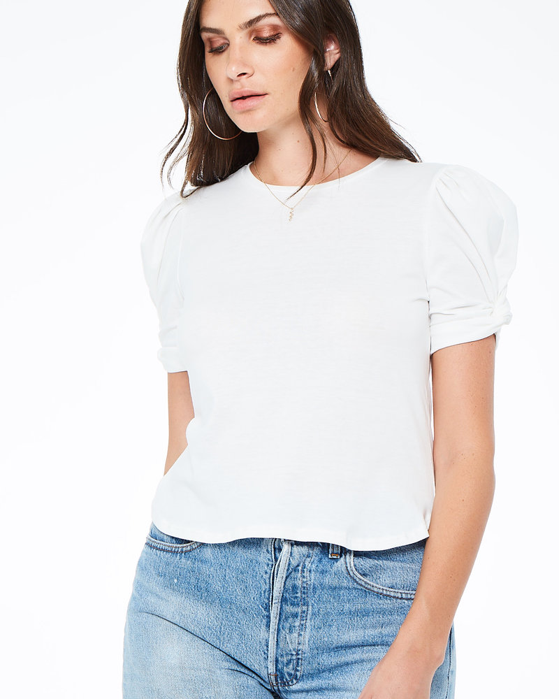 PROJECT SOCIAL T Puff Sleeve Tee