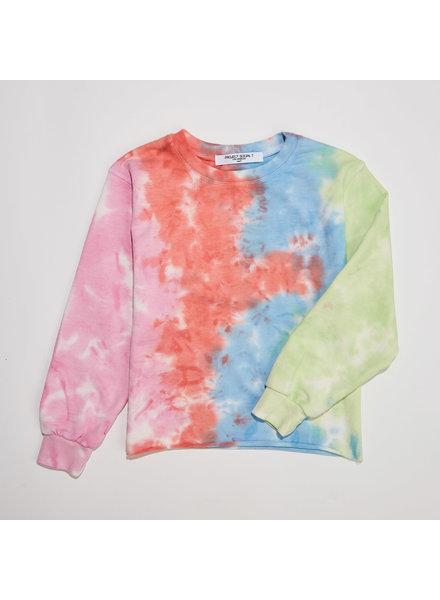 PROJECT SOCIAL T Kids Tie Dye Sweatshirt