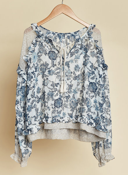 Beautiful Creature NYC Nina Blouse