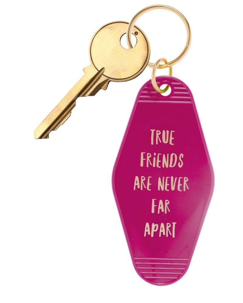 BOPS BOPS Keychain - True Friends Are Never Far Apart