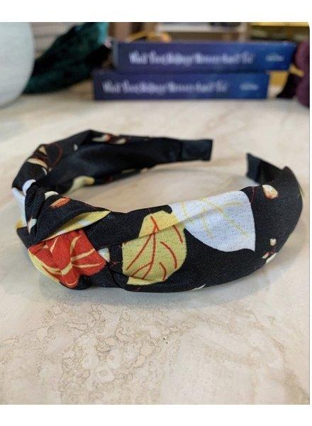 Namhu Floral Knot Headbands