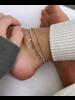 Alexa Leigh Alexa Leigh 3MM Ankle Bracelet