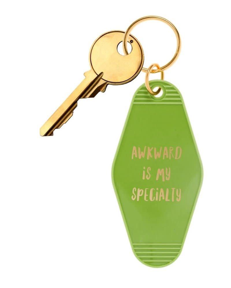 BOPS BOPS Keychain - Awkward Is My Specialty