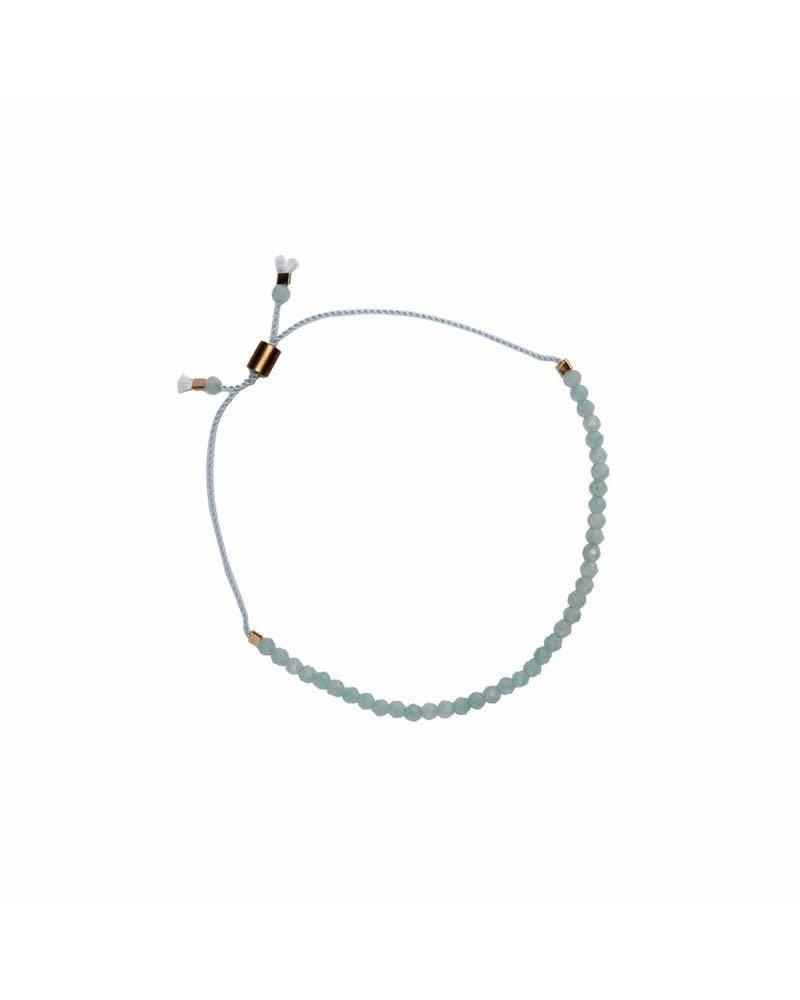 Cast Of Stones: Amazonite Bracelet