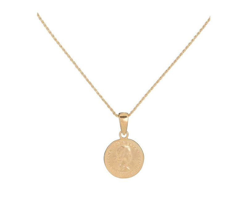 Canadian Coin Necklace