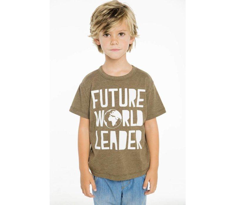 Boys Future World Leader Tee