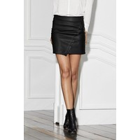 Asymmetrical Skirt