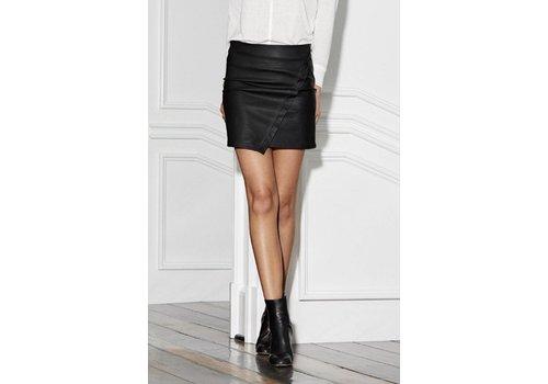 David Lerner Asymmetrical Skirt