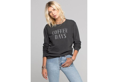 Daydreamer Coffee Days Whiskey Nights Sweater