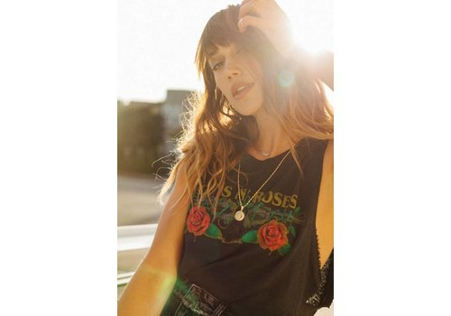 Daydreamer Stop and Smell the Roses Vintage Tee