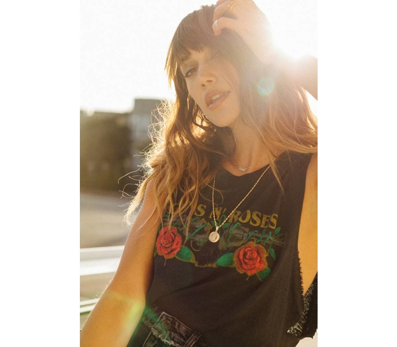 Stop and Smell the Roses Vintage Tee
