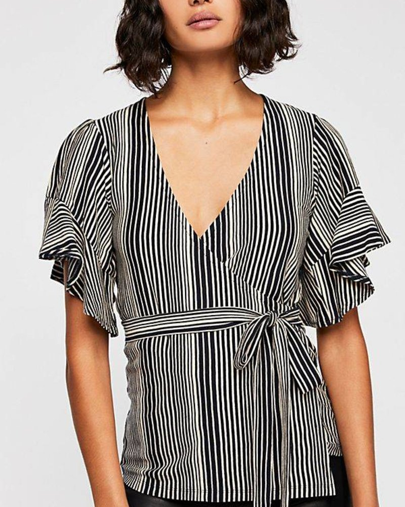Free People Wrapped Around My Finger Top