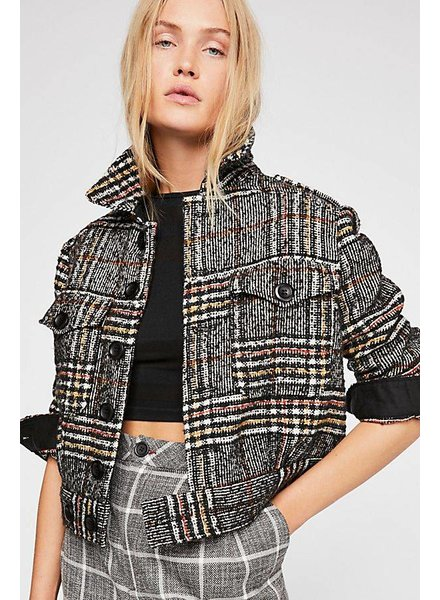 Free People Eisenhower Jacket