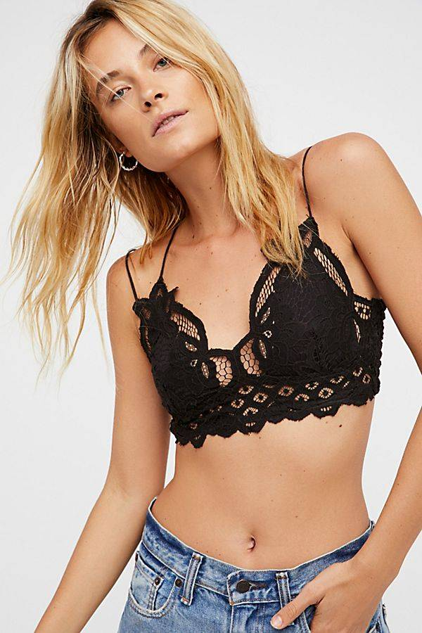 a2ba3b27872 Free People Adella Lace Bralette - Shop Fado