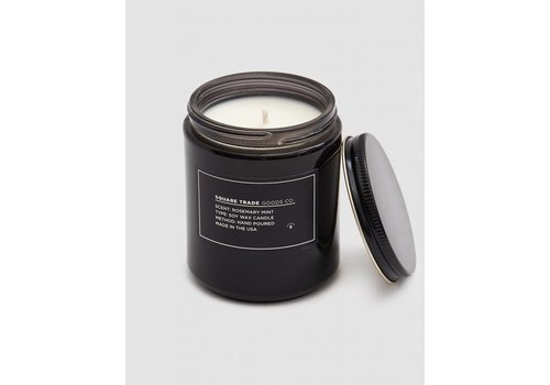 Square Trade Goods Rosemary Mint Candle 8oz