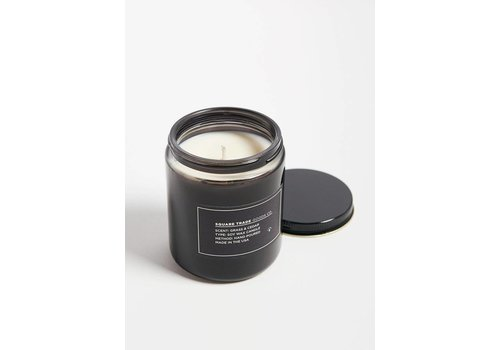 Square Trade Goods Grass & Cedar Candle 8oz