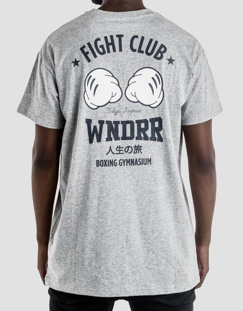 THE WNDRR THE WNDRR FIGHT CLUB CUSTOM FIT TEE