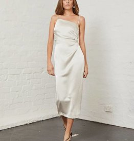 BEC & BRIDGE BEC & BRIDGE CLAUDIA ASYMMETRICAL DRESS