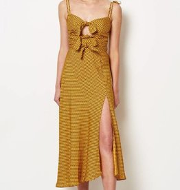 BEC & BRIDGE BEC & BRIDGE SUN VALLEY MIDI DRESS