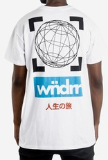 THE WNDRR THE WNDRR FASTBREAK CUSTOM FIT TEE
