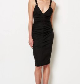 BEC & BRIDGE BEC & BRIDGE SOUTH BEACH MIDI DRESS