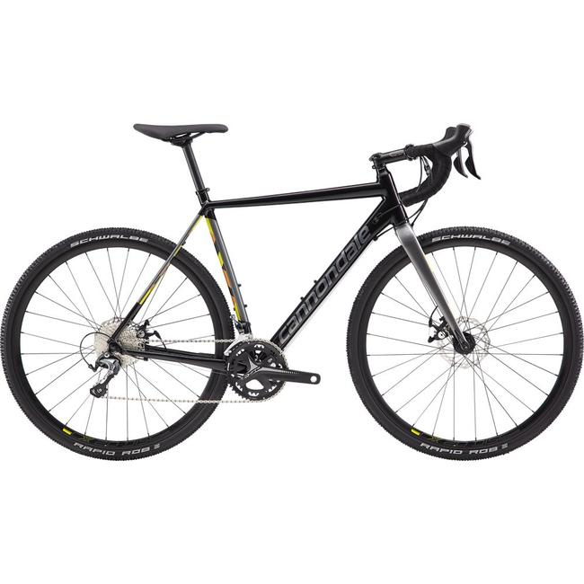 Cannondale Cannondale CAADX Disc Negra