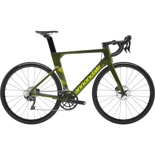 Cannondale Cannondale System Six Ultegra Green - 2019