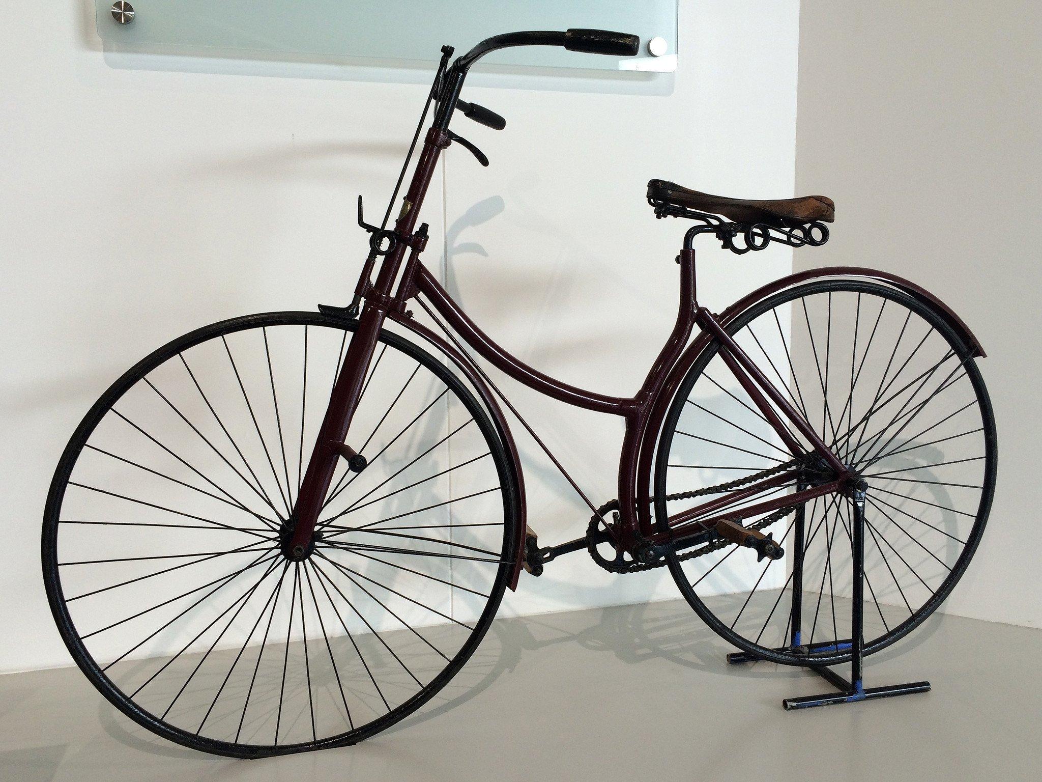 Kemp Starley Bike