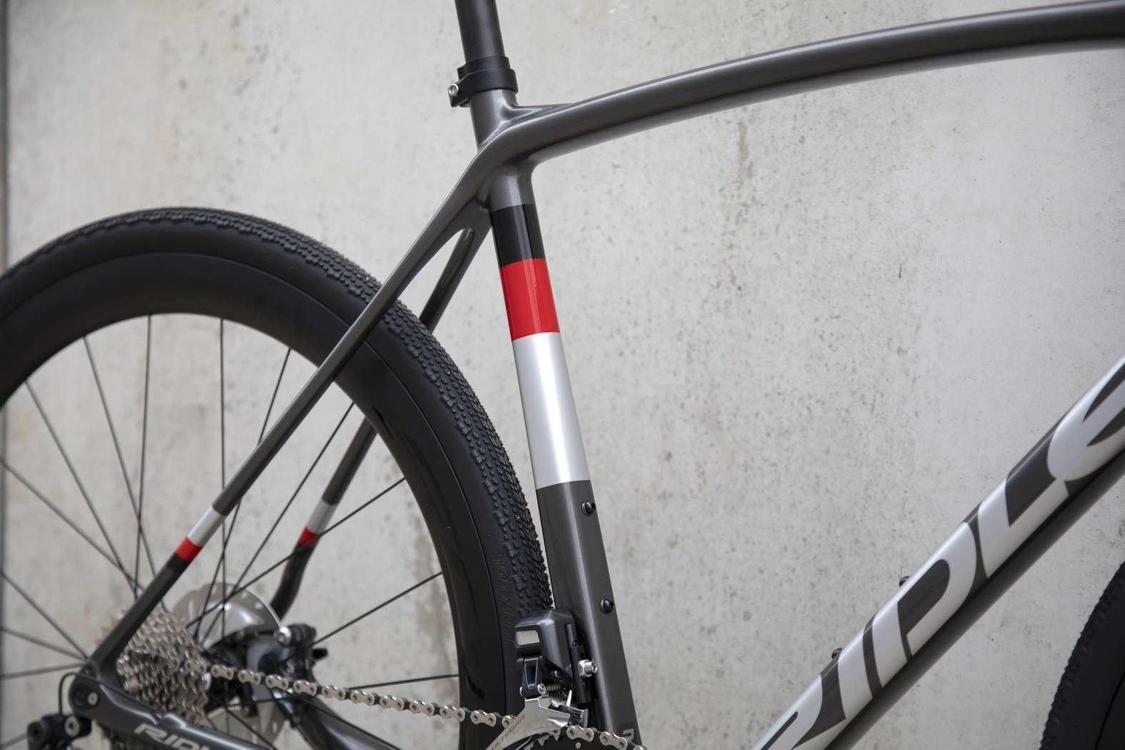 Gravel ruedas