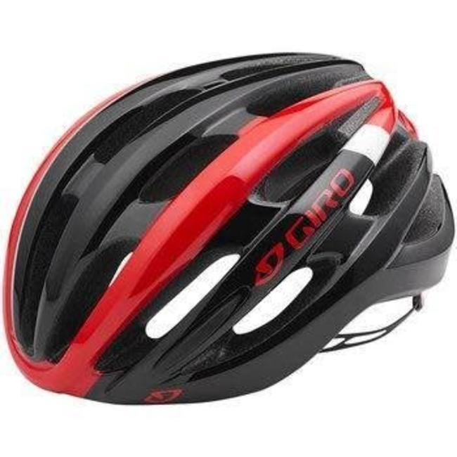 Giro Giro Casco Foray Negro/Rojo