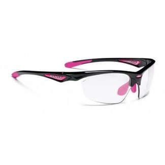 Rudy Project Rudy Project Lente Stratofly Negro/Rosa Mica Photoclear