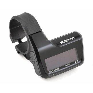 Shimano Shimano Pantalla Xt Di2 Sc-Mt800 E-Tube Portx3 Para Bt-Dn110 Abrazadera 31.8/35Mm