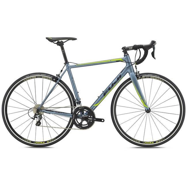 Fuji Fuji Roubaix 1.5 Gris Tiagra