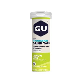 GU GU energy Drink Tabs 8 box