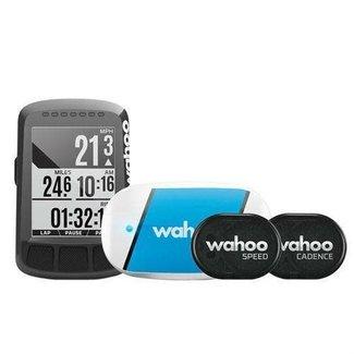 Wahoo Wahoo Combo Elemnt Bold + Tickr + Sensores