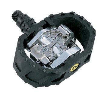 Shimano Shimano Pedal MTB PD-M424 Negro