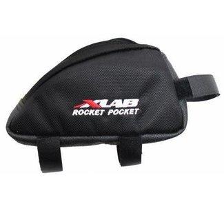 X-Lab X-Lab Rocket Pocket Frame Bag: Black