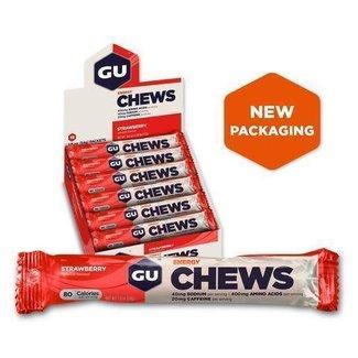 GU GU energy Chews Box 18
