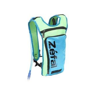 Zefal Zefal Mochila hidratacion Z Hydro 1L + 1.5L Agua Verde