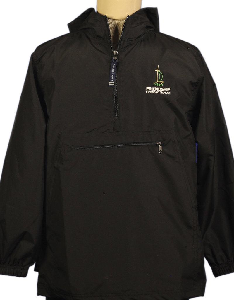 Jacket Unisex  Rain Jacket Youth and Adult