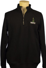 Charles River quarter-zip adult (9359) with FCS Logo