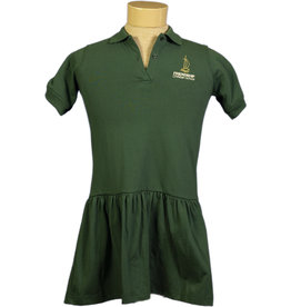 Polo Dress  Short Sleeve  Youth