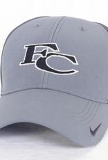 SW 10  Nike Baseball Hat ( 779797) Cool Grey /Dark Grey
