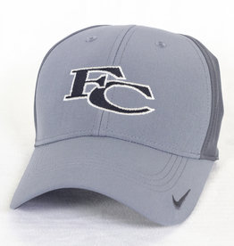SW 10  Nike Baseball Hat ( 779797) Cool Grey /Dark Grey